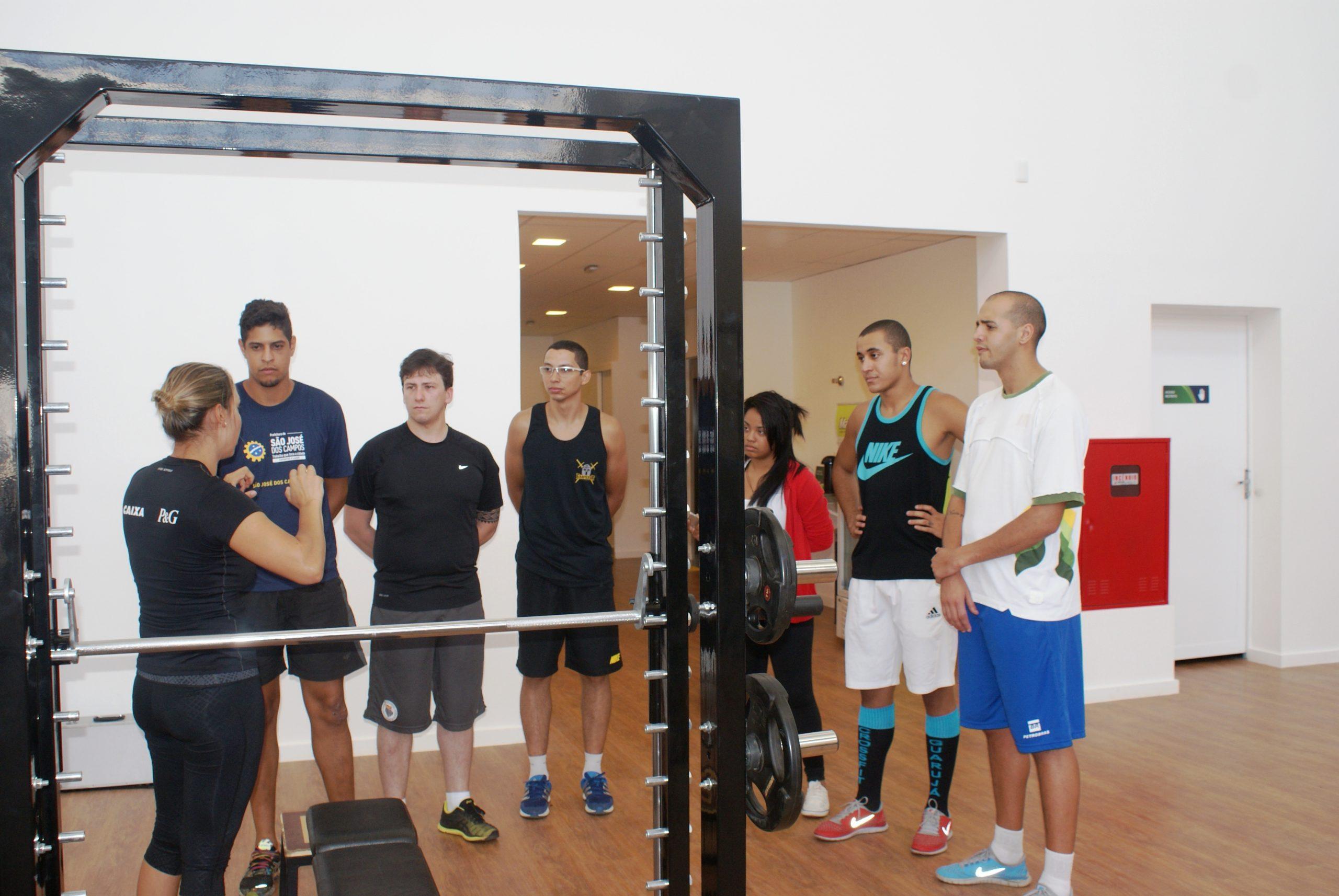 Equipe de Taekwondo do técnico Carlos Negrão é a primeira a ser avaliada no novo NAR em 2015