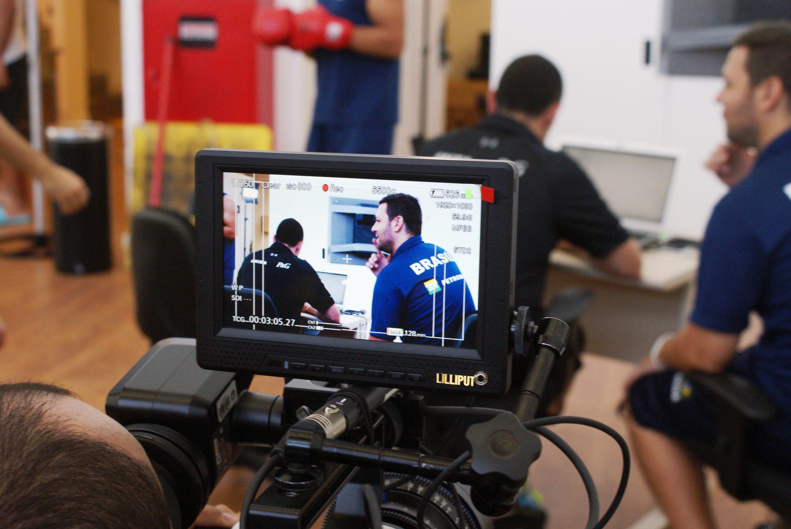 Globo entrevista seleção de boxe sobre influência do NAR em treinamento