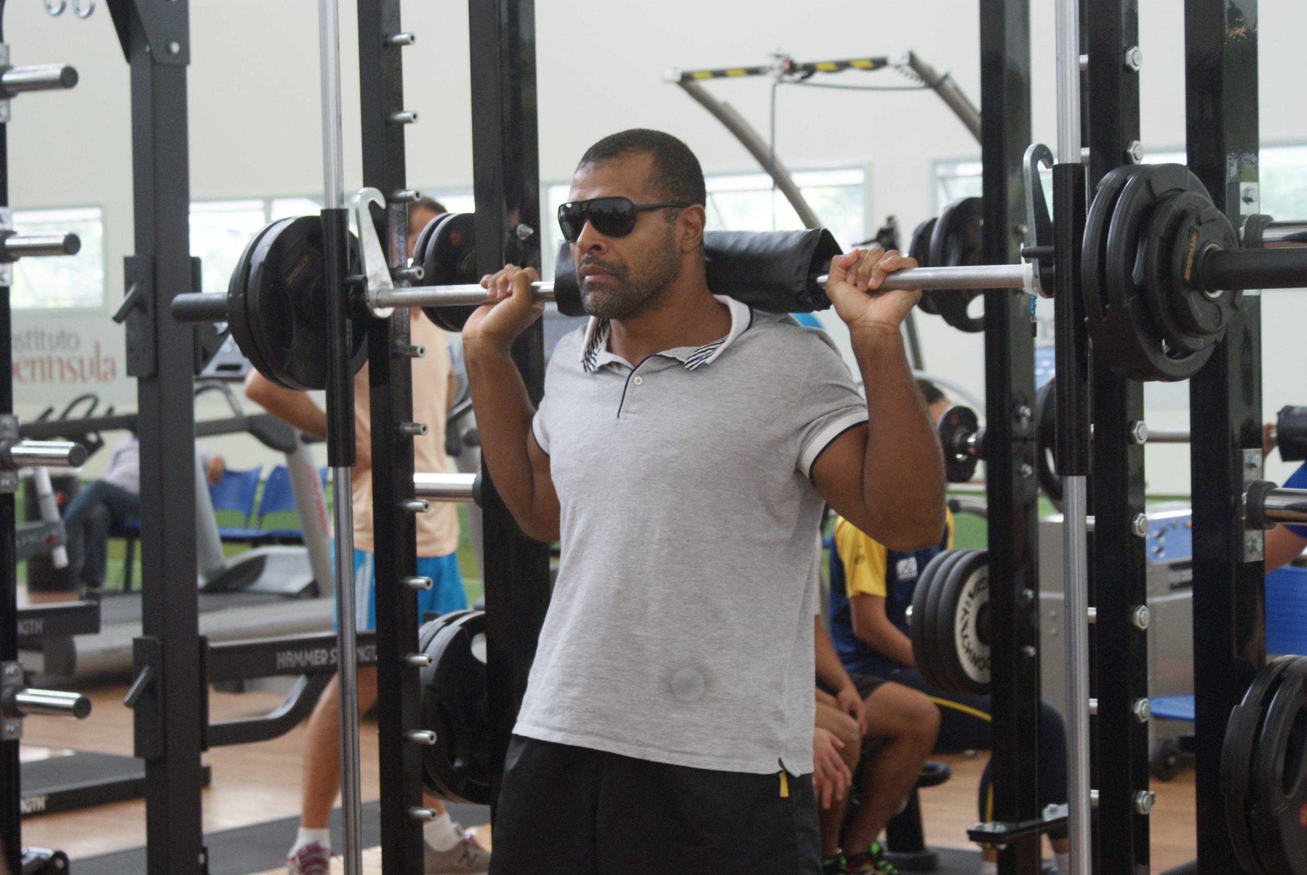Antônio Tenório é o destaque da seleção paralímpica de judô