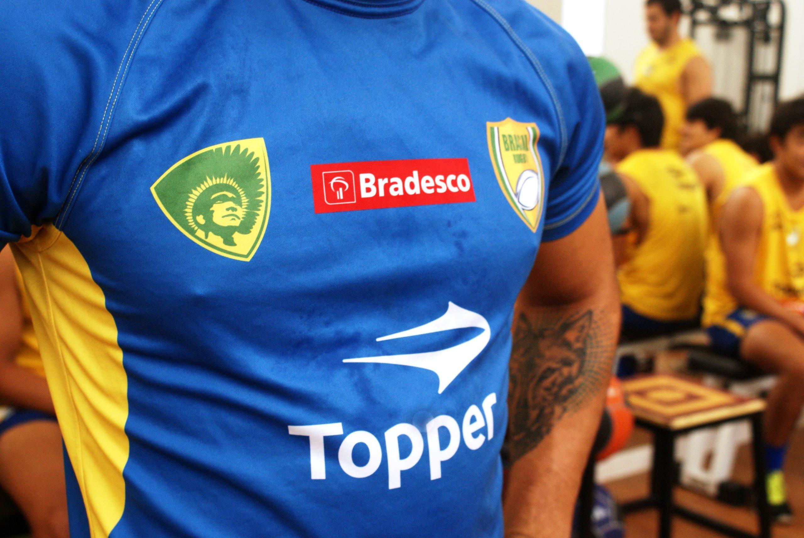 Em evolução, seleção masculina de Rugby Sevens inicia preparação no NAR
