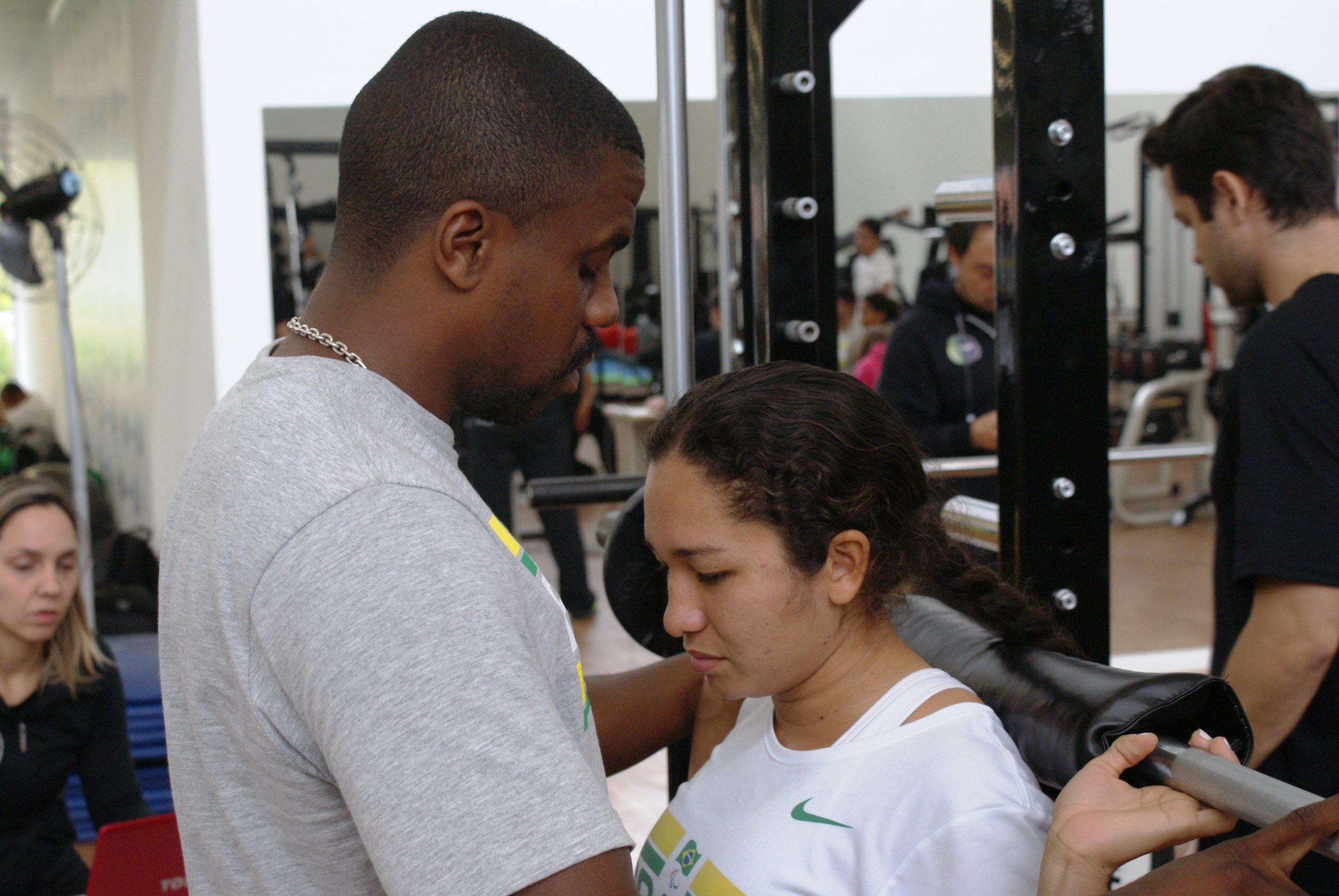 Dia cheio para o NAR e o atletismo paralímpico nacional