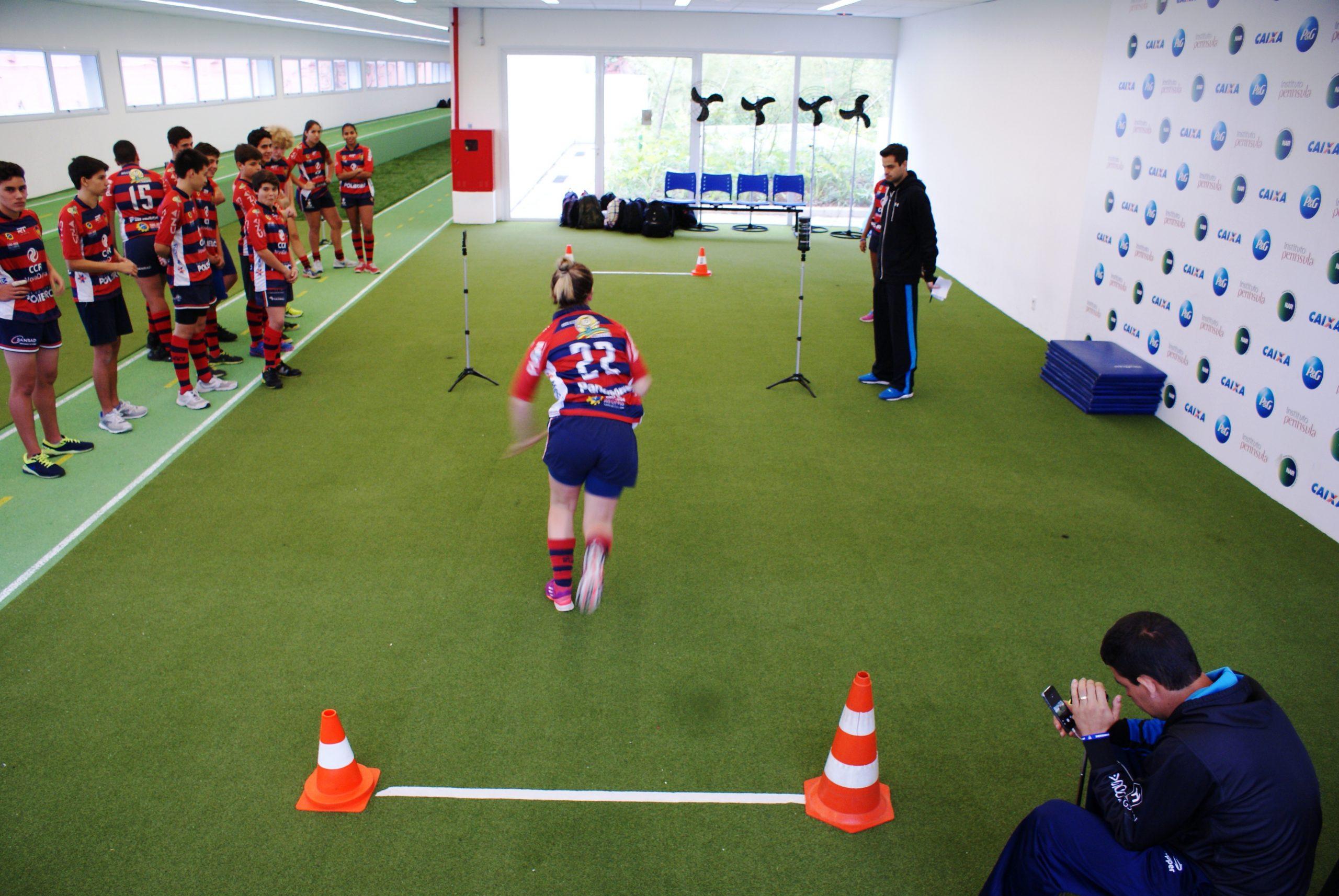 Equipes juniores do São José Rugby continuam avaliações