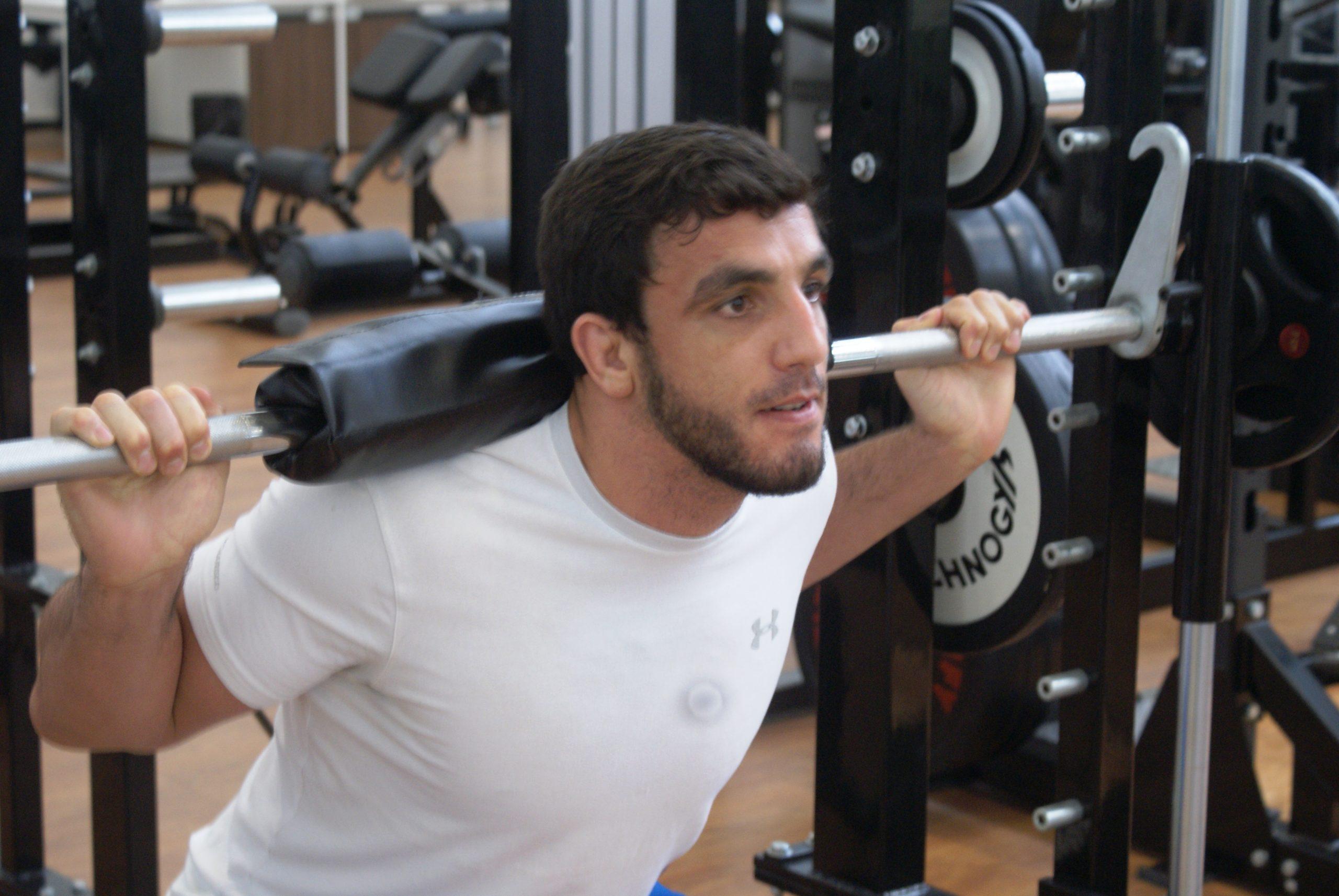 Equipe de MMA Team Silvério é avaliada no NAR