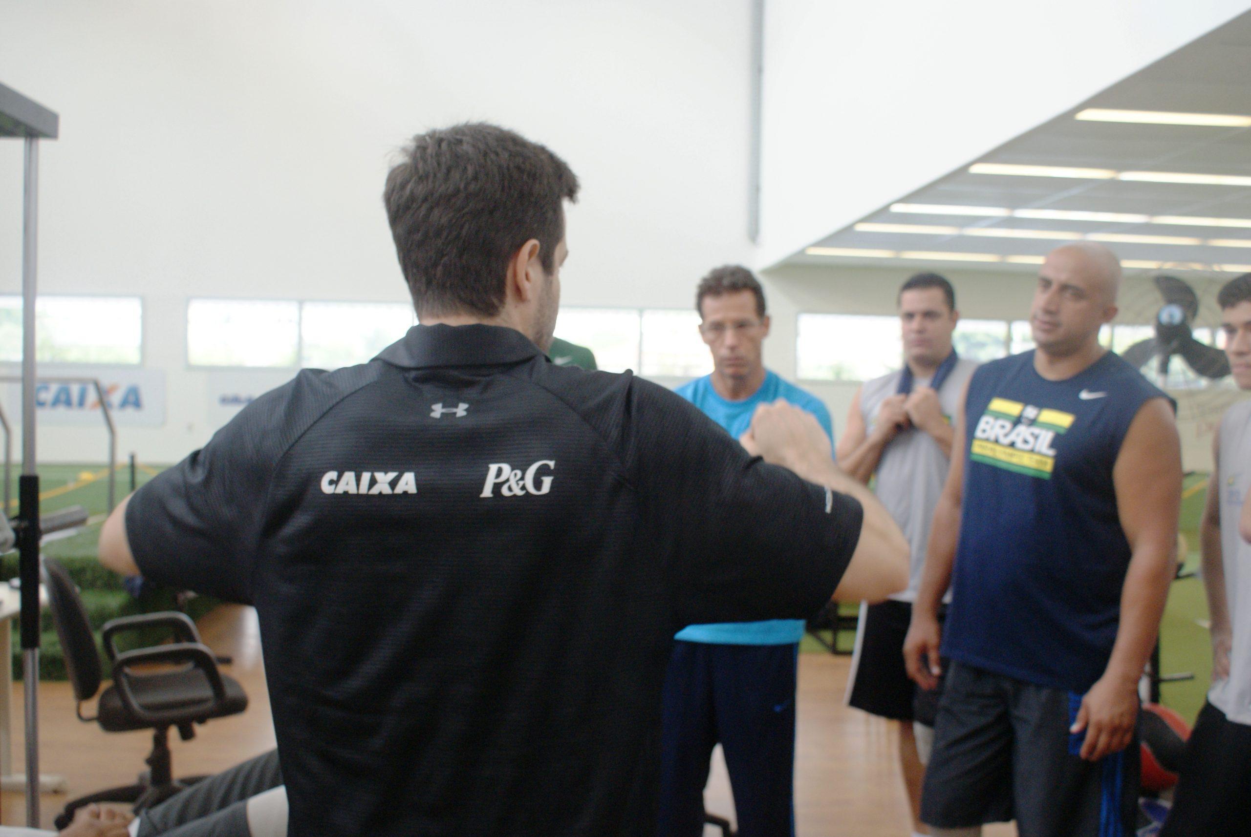 Em ascensão: você não os conhece, mas eles vão trazer uma medalha paralímpica para o Brasil em 2016