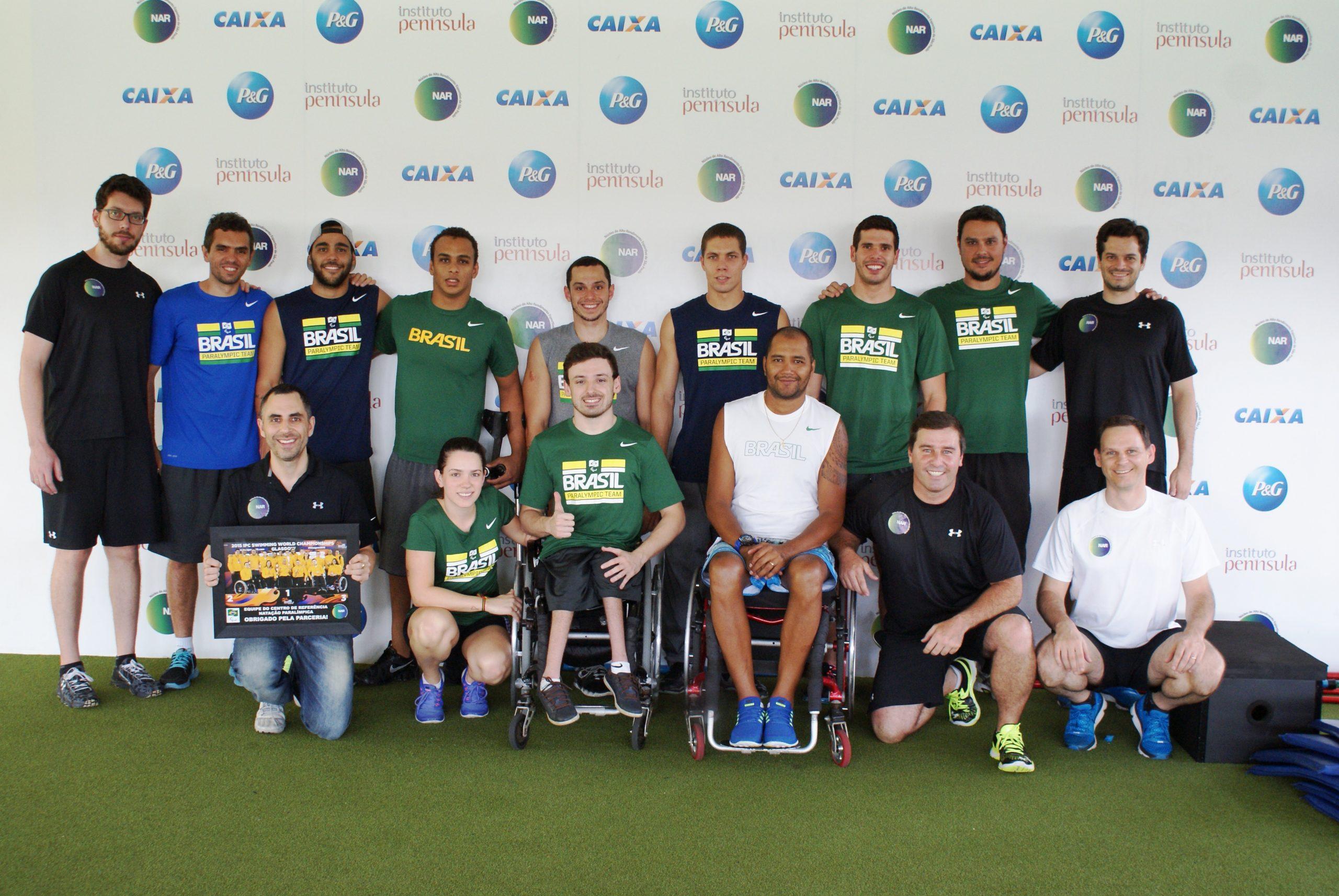 """Roberto Alcade: """"Não teremos descanso até as Paralimpíadas"""""""