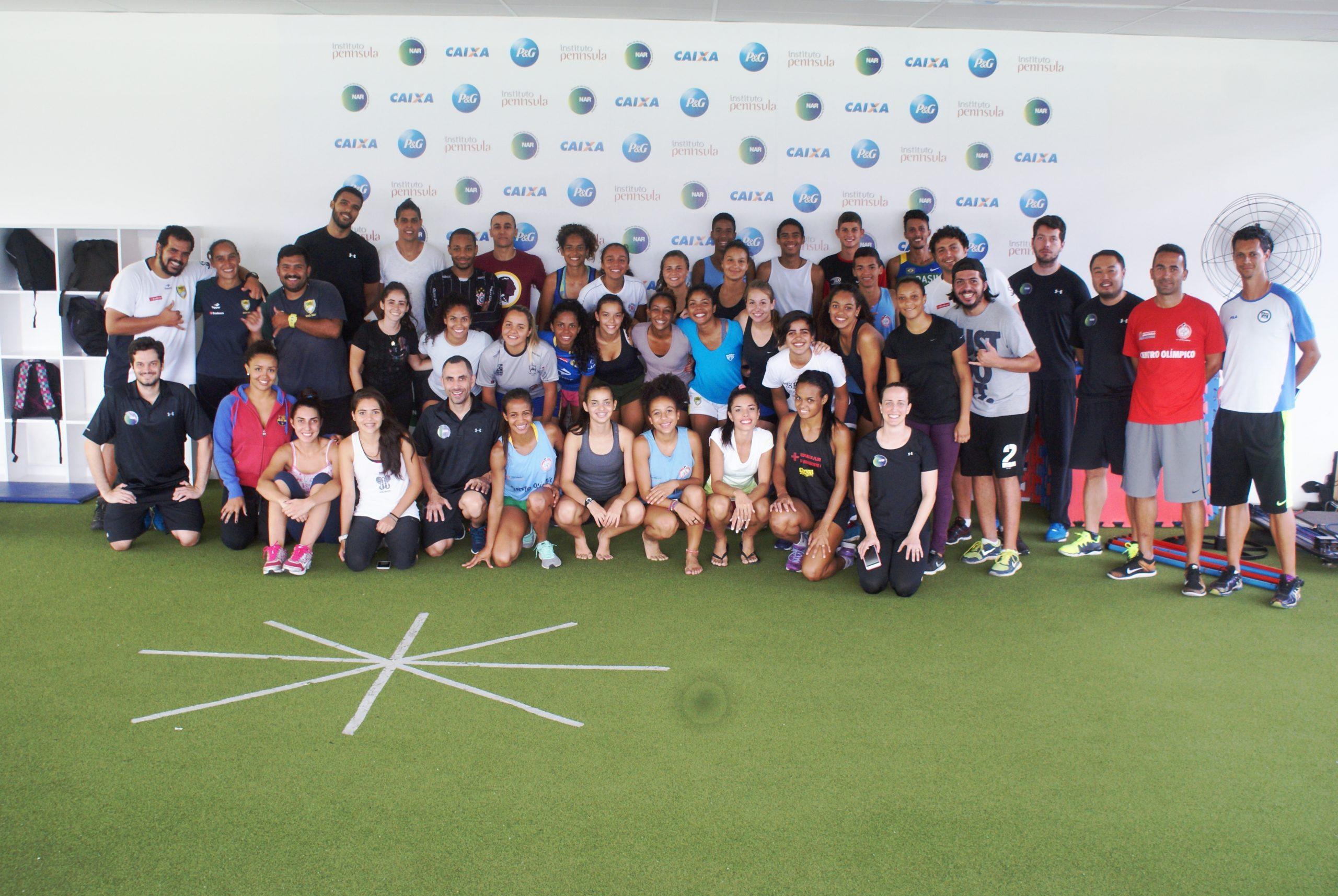 NAR foca no desenvolvimento do jovem atleta brasileiro trabalhando com Seleção Juvenil Paulista Feminina de rugby