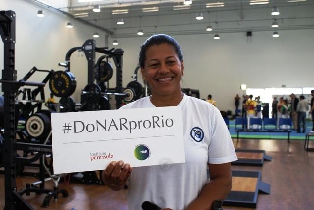 Cláudia Santos (Remo Paralímpico)/13-05-2016