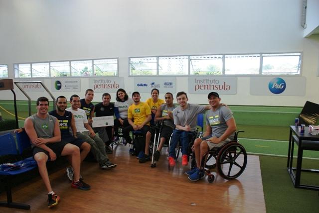 Seleção Brasileira Paralímpica de Natação