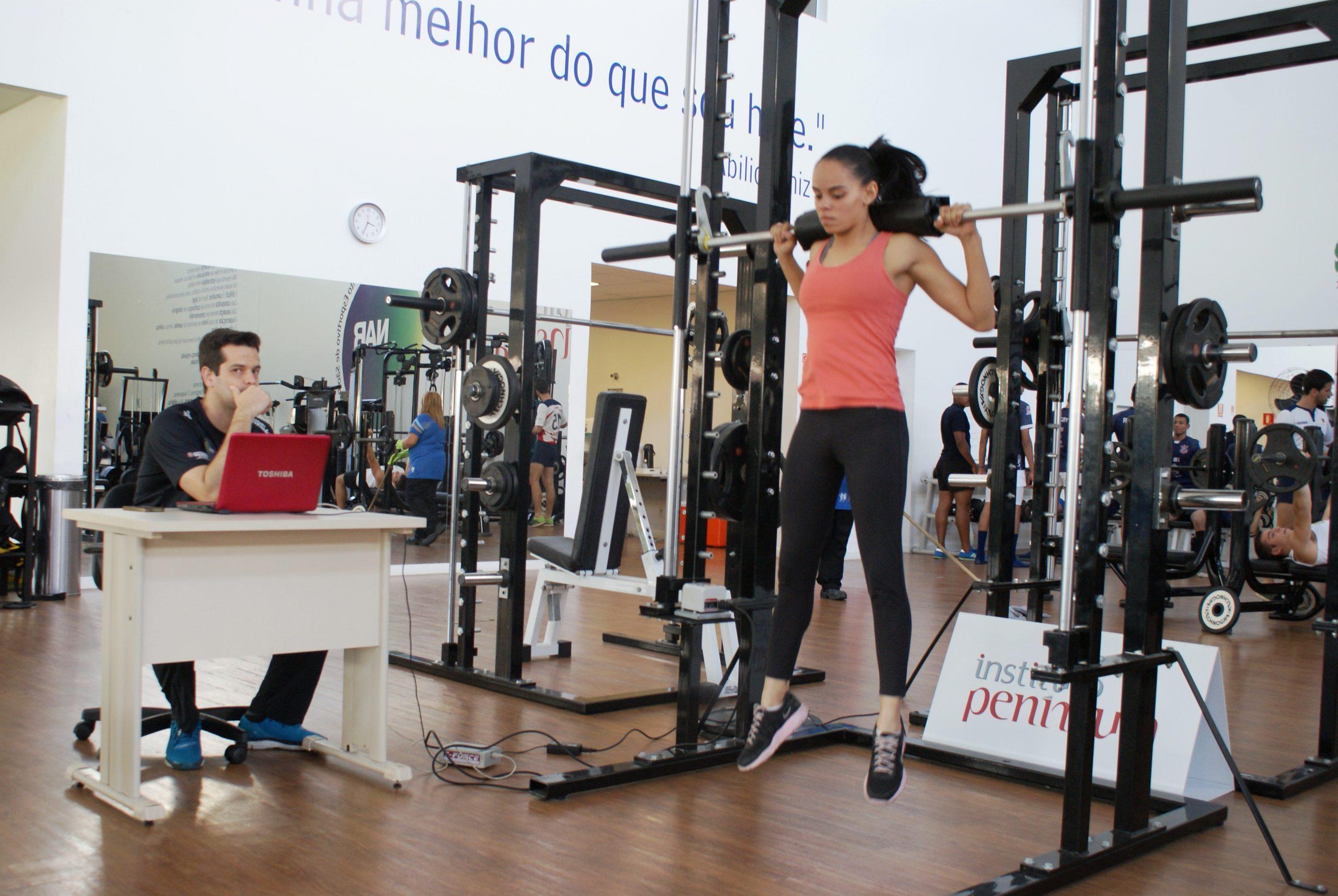 Josi Santos inicia treinamento para Jogos Olímpicos de Inverno de 2018