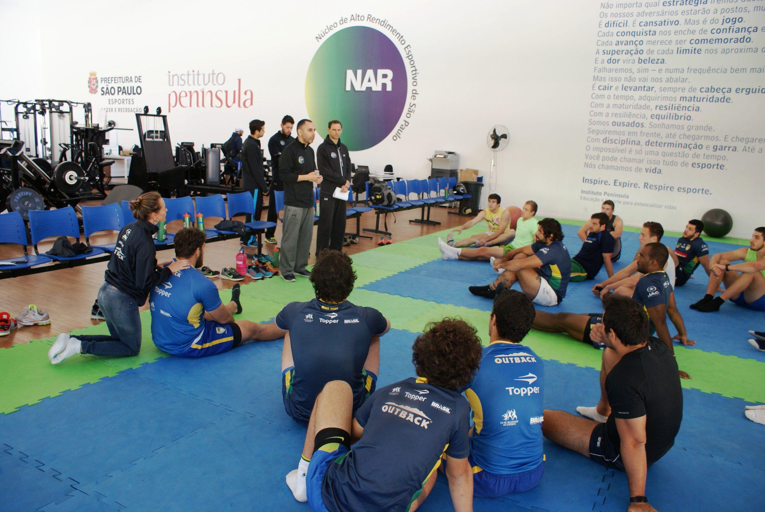 Confederação Brasileira de Rugby e NAR se unem para estudo inédito