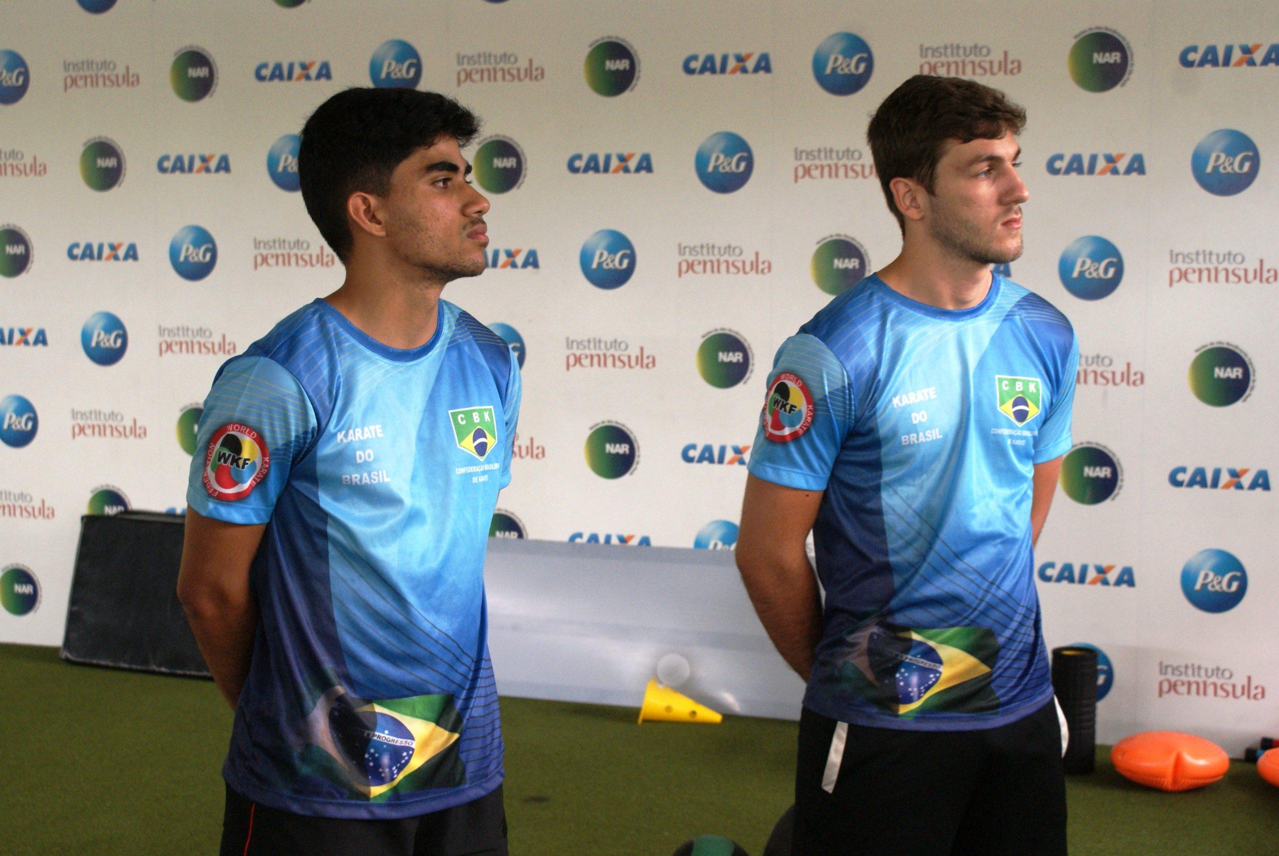 Seleção brasileira de Kata inicia o ciclo olímpico no NAR