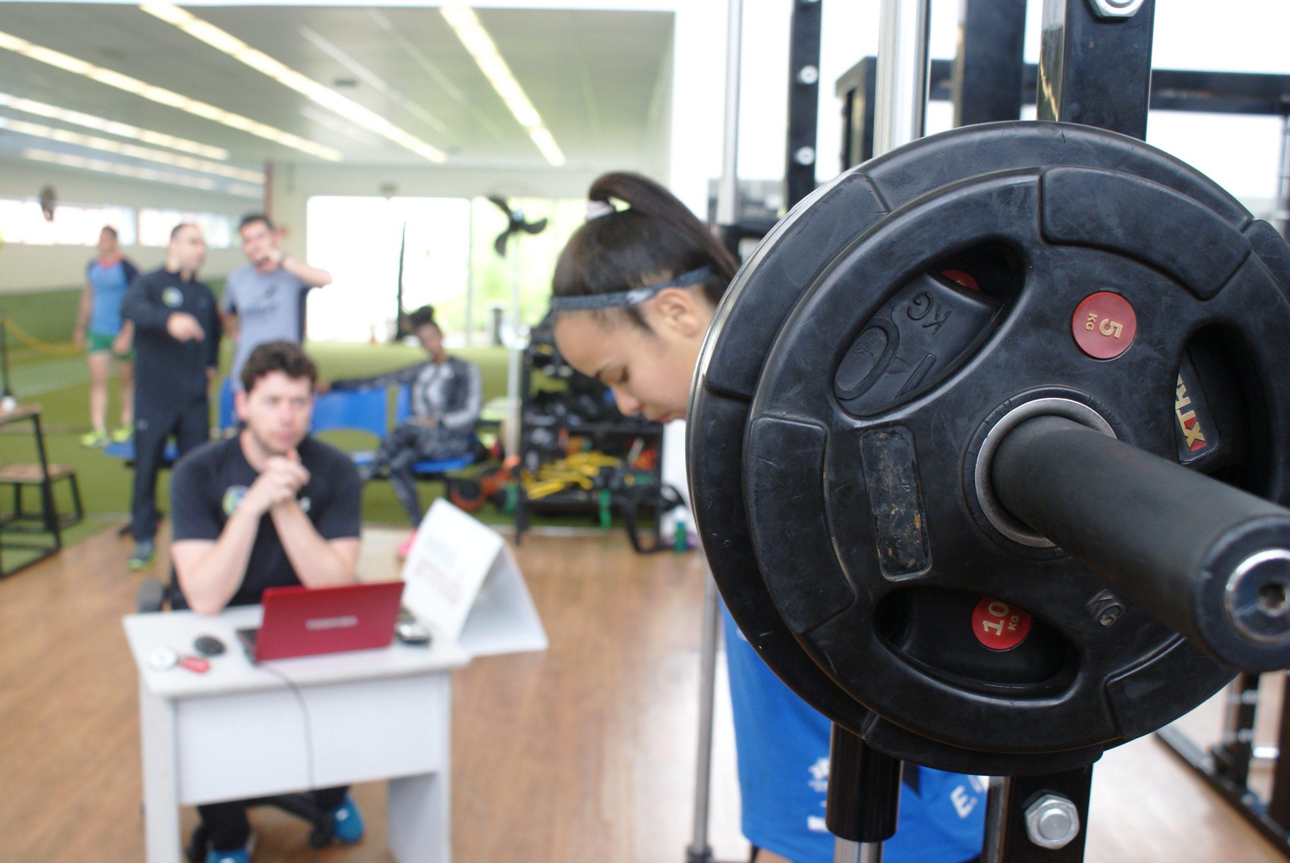 Clube Pinheiros continua avaliações no NAR, desta vez com velocistas