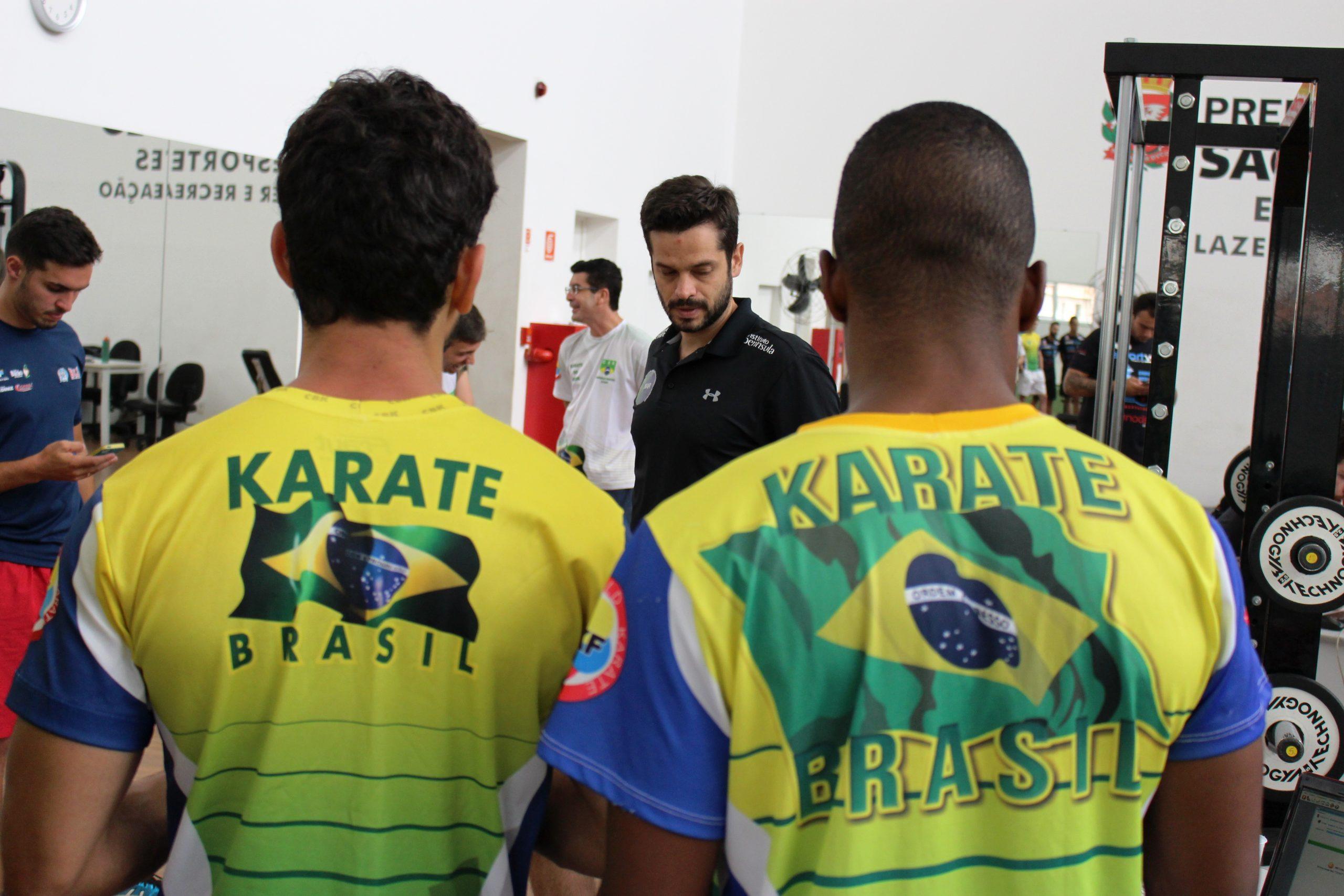 Parceria entre CBK e NAR-SP visa Jogos Olímpicos de 2020
