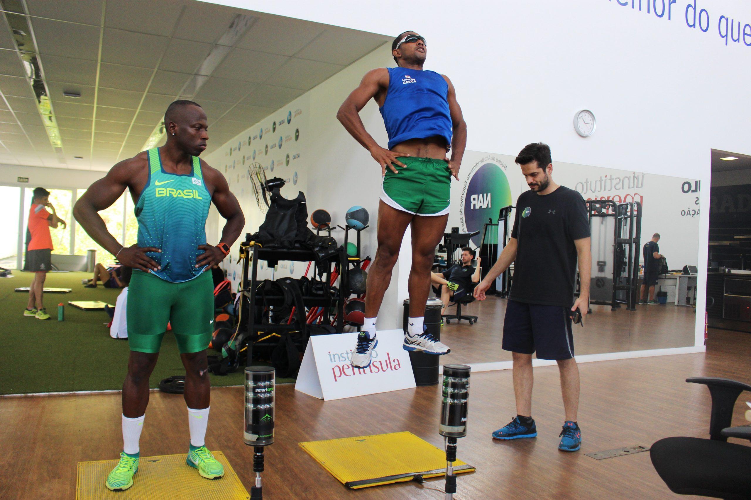 Lembranças do Rio-2016, olhos em Londres-2017: esta é a seleção paralímpica de atletismo