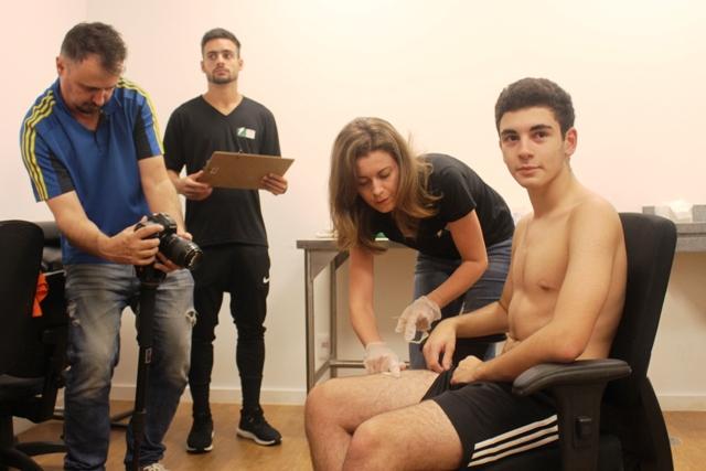 Vencedores do Gatorade 5 v. 5 Brasil passam por avaliações no NAR-SP em preparação ao Mundial