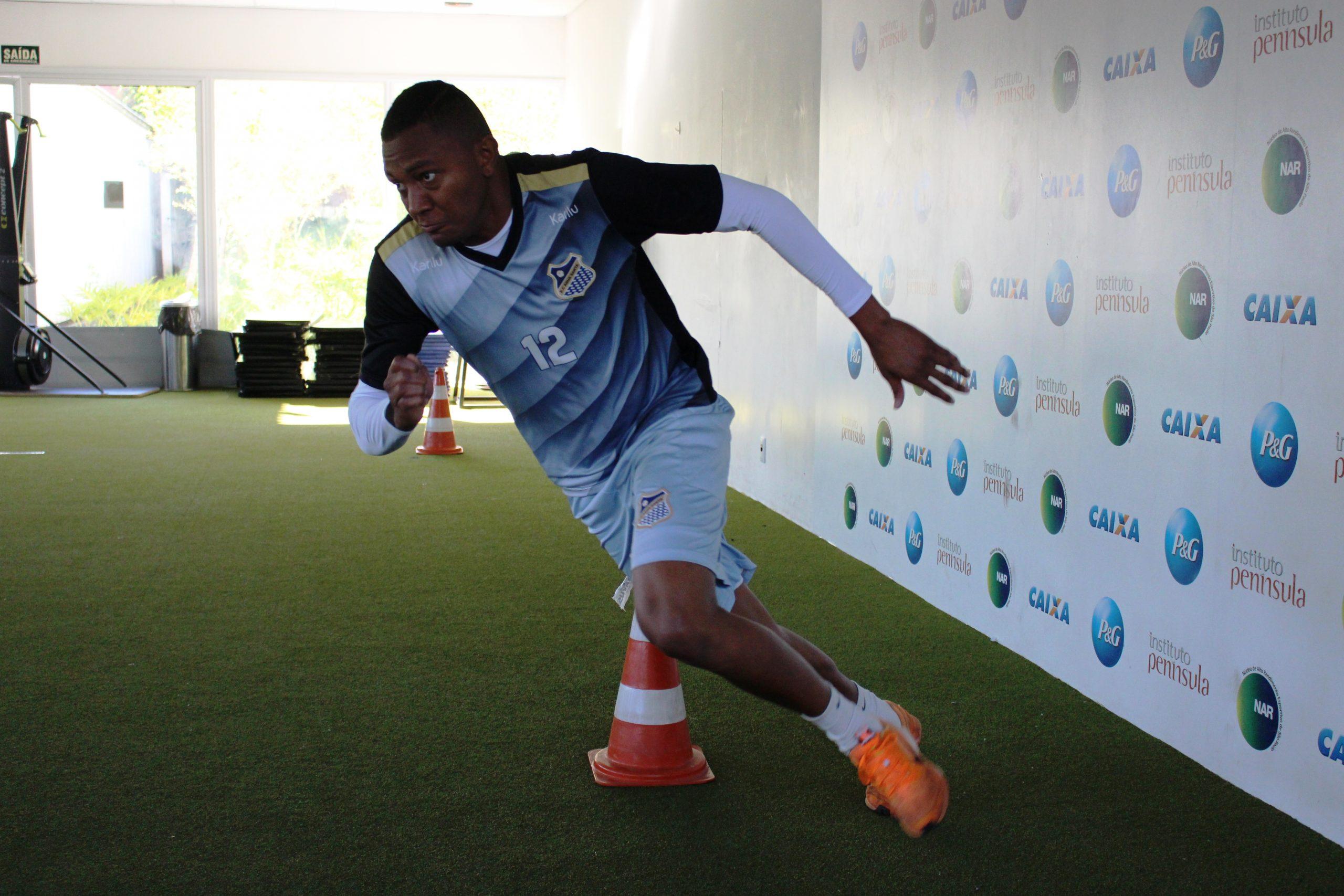 Esporte Clube Água Santa continua acompanhamento físico no NAR-SP