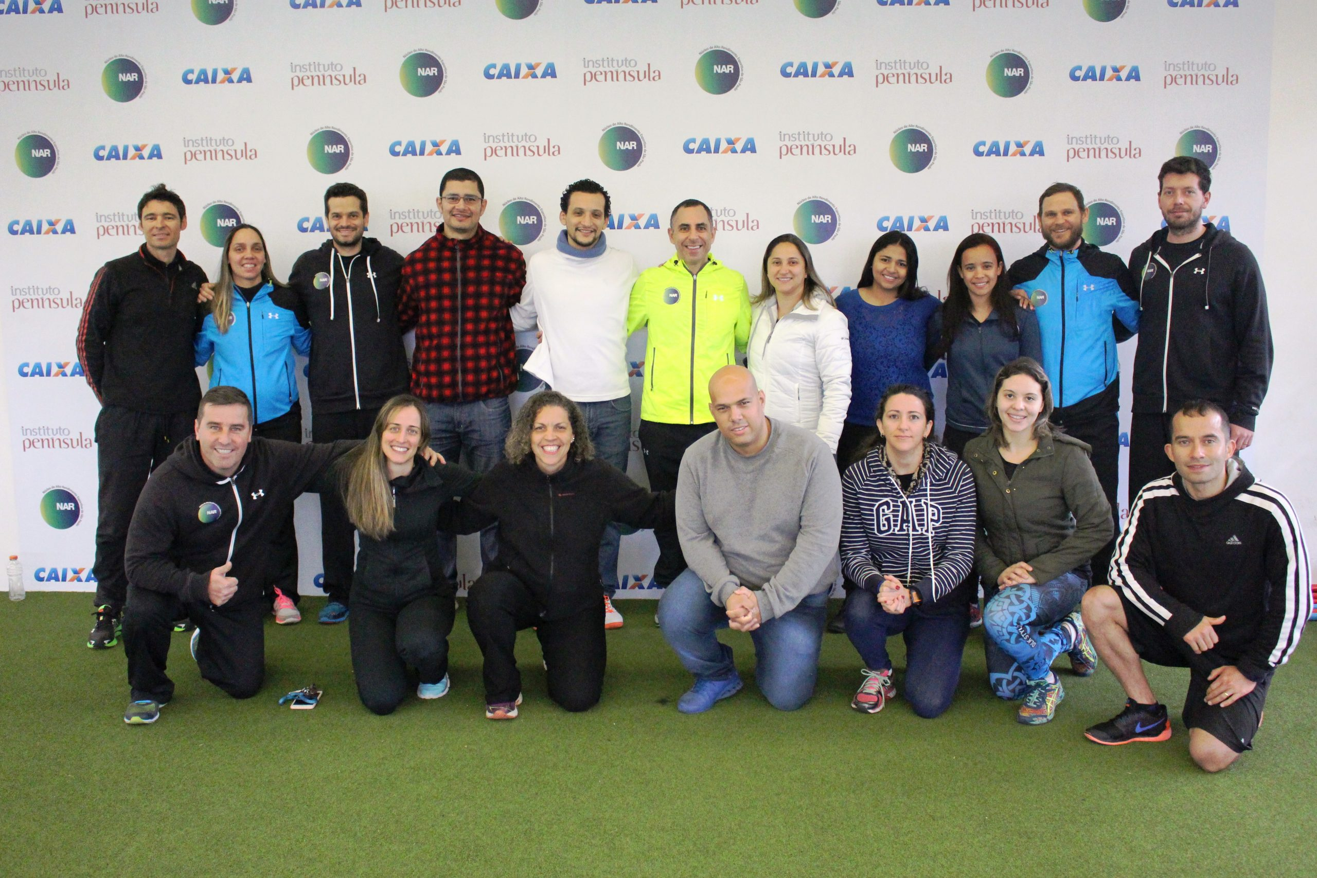 NAR-SP inaugura programa CEU Olímpico