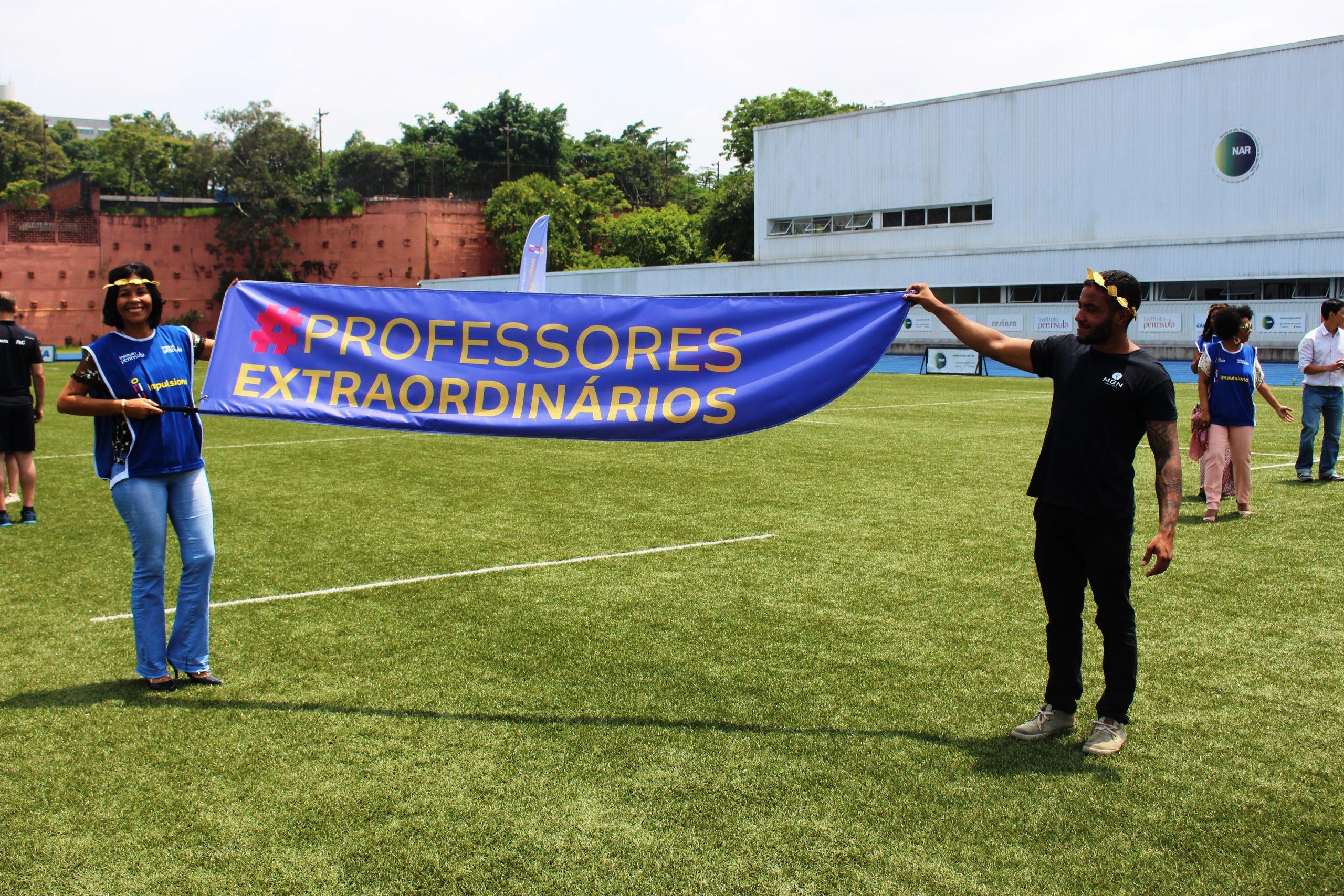 Prêmio Professores do Brasil reconhece melhores projetos em educação no país