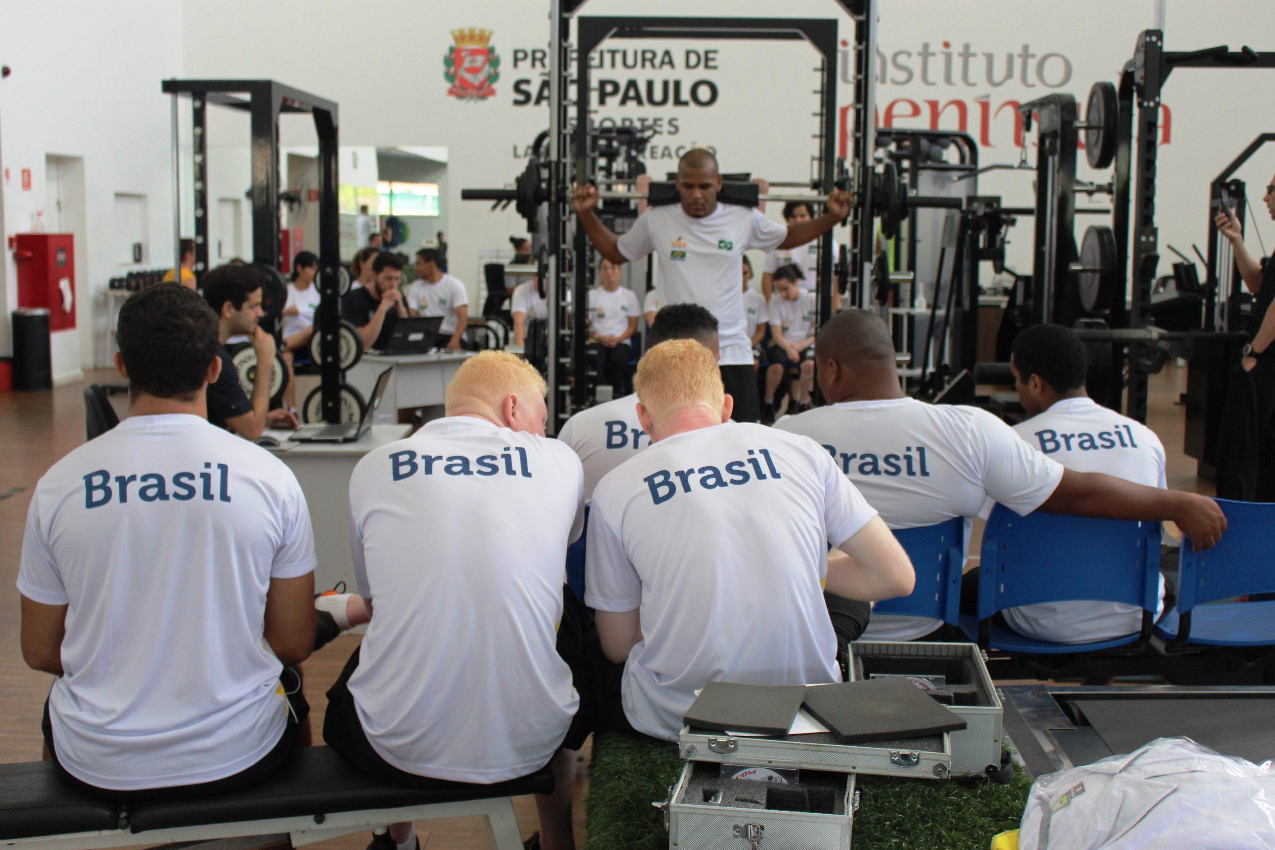 Seleção de judô paralímpico inicia preparação para 2018 no NAR-SP