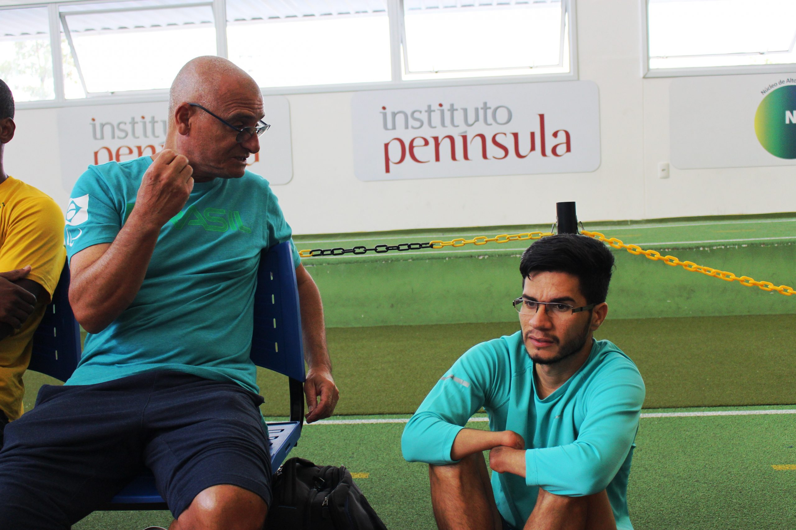 De olho no Open Internacional Loterias Caixa de Atletismo, seleção paralímpica é avaliada no NAR-SP
