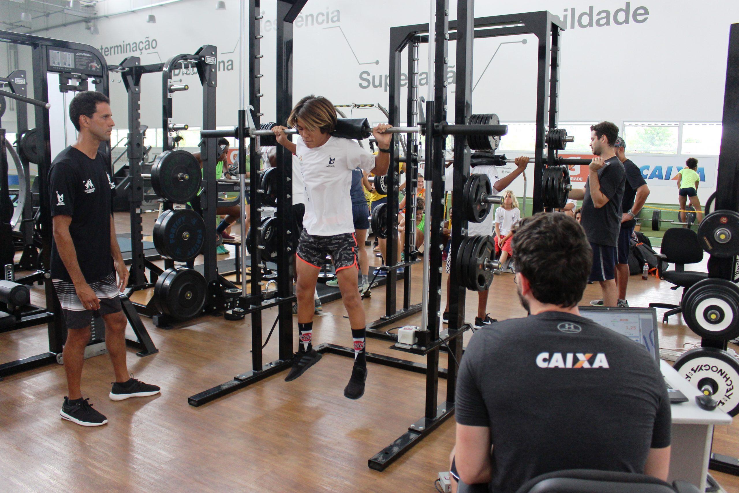 NAR-SP avalia jovens do Instituto Gabriel Medina