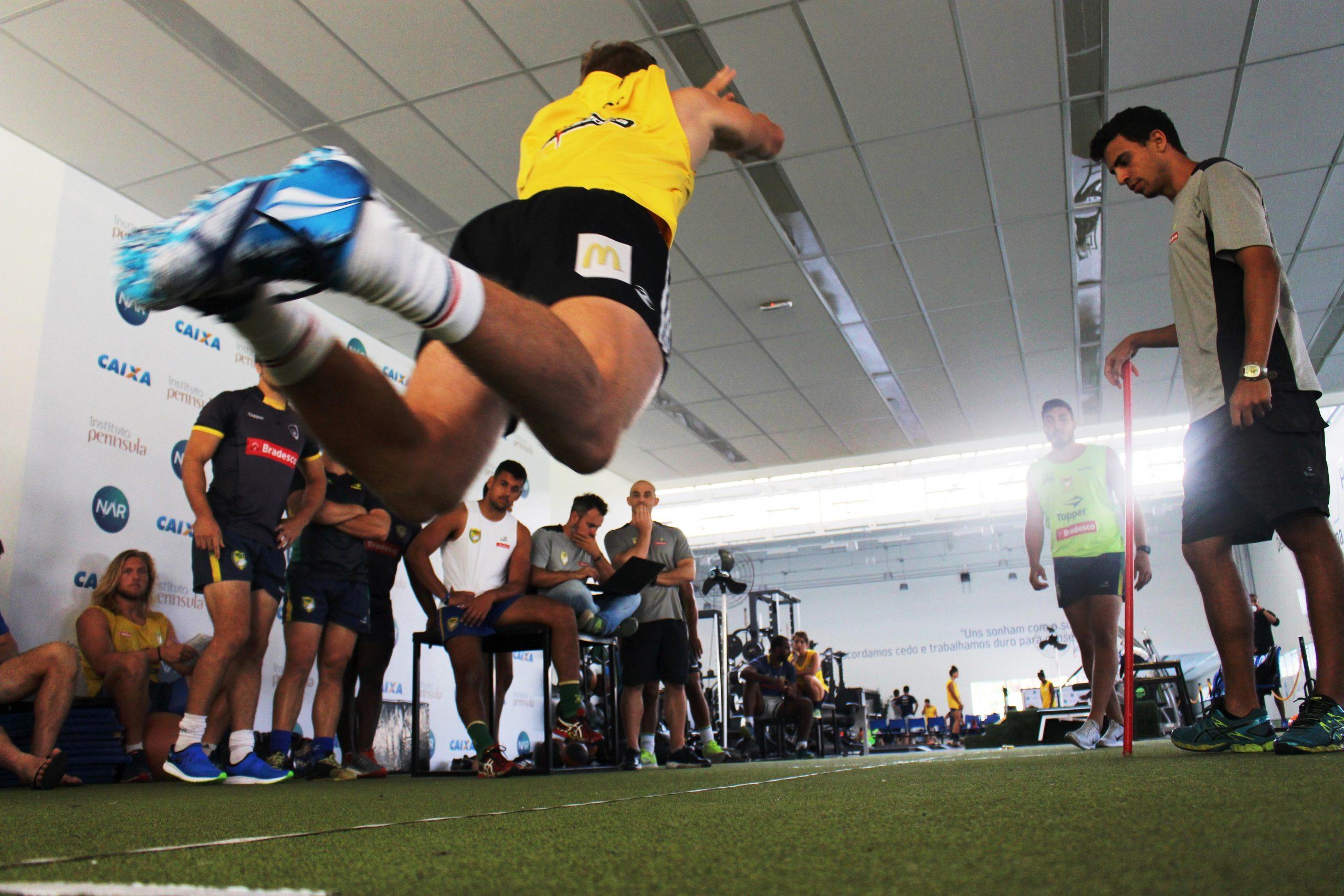Seleção de rugby passa por testes antes de desafios no Campeonato Sul-Americano
