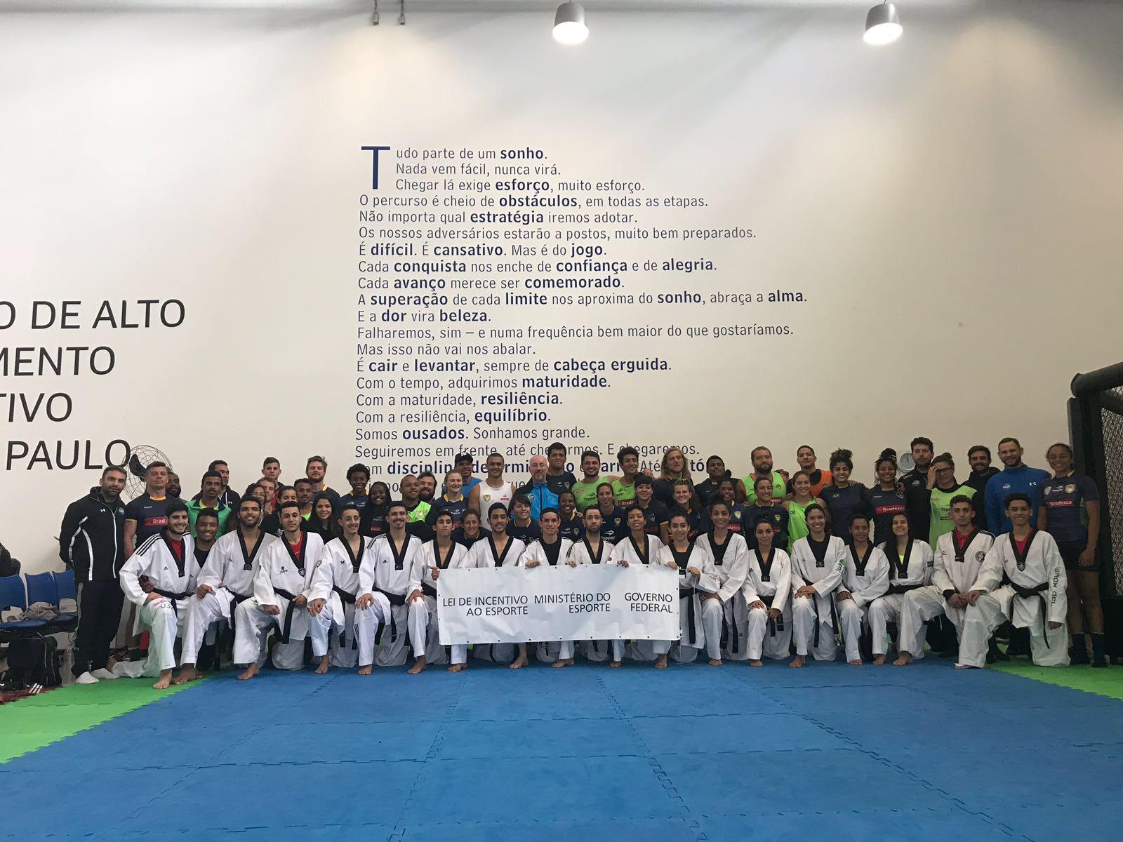 NAR inicia projeto incentivado em parceria com Ministério do Esporte