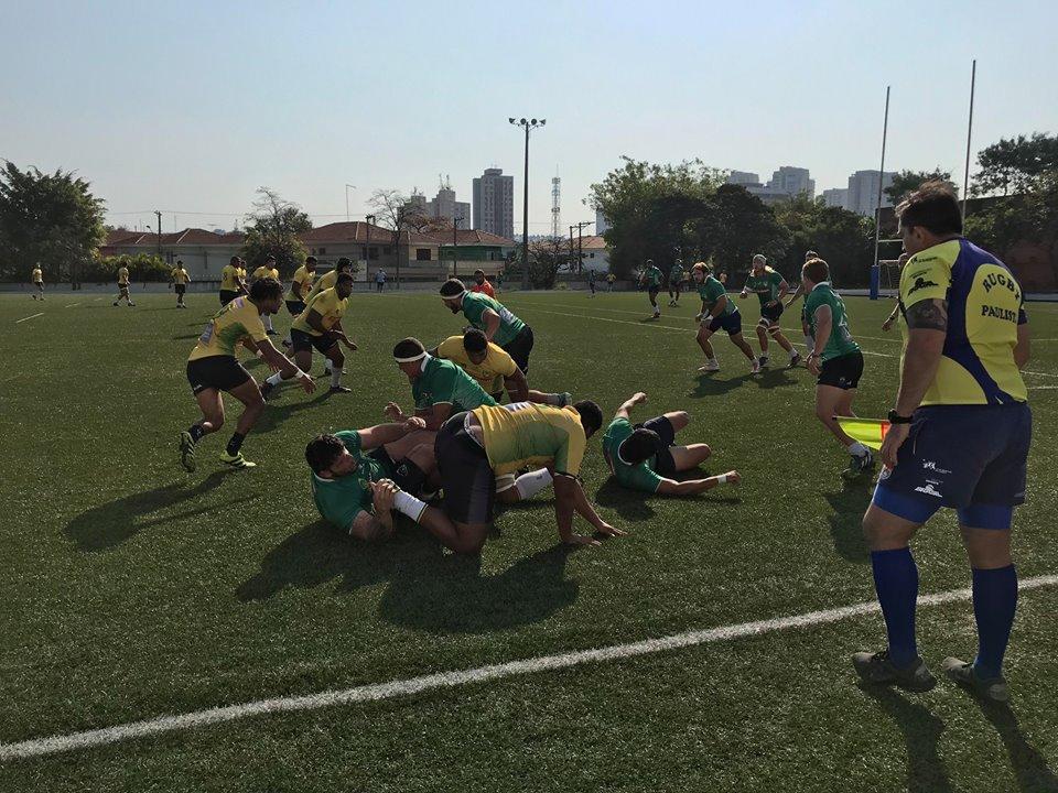 NAR recebe amistoso entre equipes de rugby