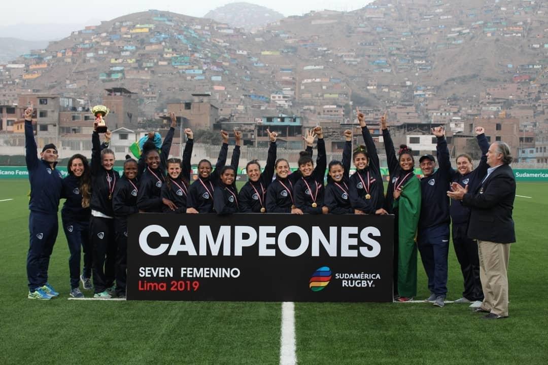 Seleção Brasileira Feminina de Rugby garante vaga nas Olimpíadas de 2020