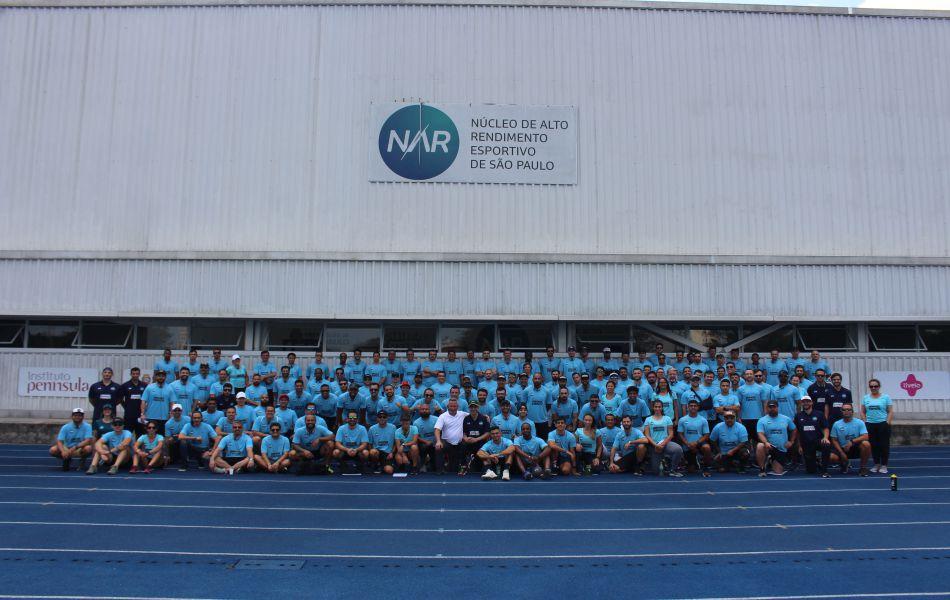 Curso 'GameSpeed' reúne 130 profissionais no NAR-SP