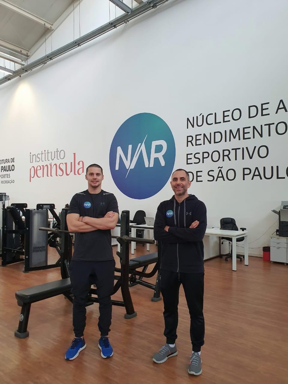Professor da UCAM chega ao NAR-SP para projeto de pós-doutorado