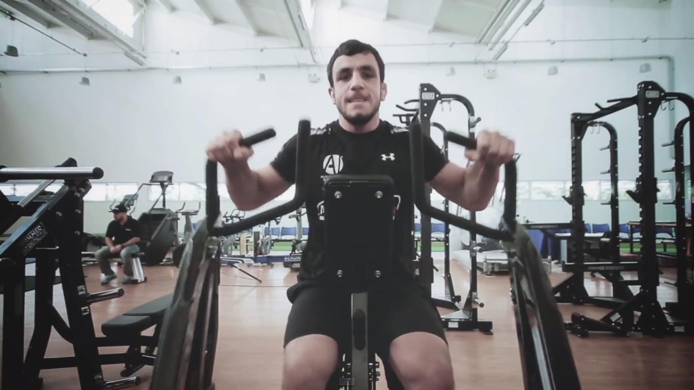 Workout – Elias Silvério