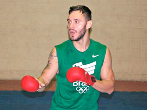 Atleta de karatê, Douglas Brose treina forte para o Pan: 'Faltam 150 dias'