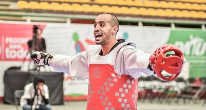 """Após garantir Pan, lutador mineiro se dedica à """"briga interna"""" pelo Rio 2016"""
