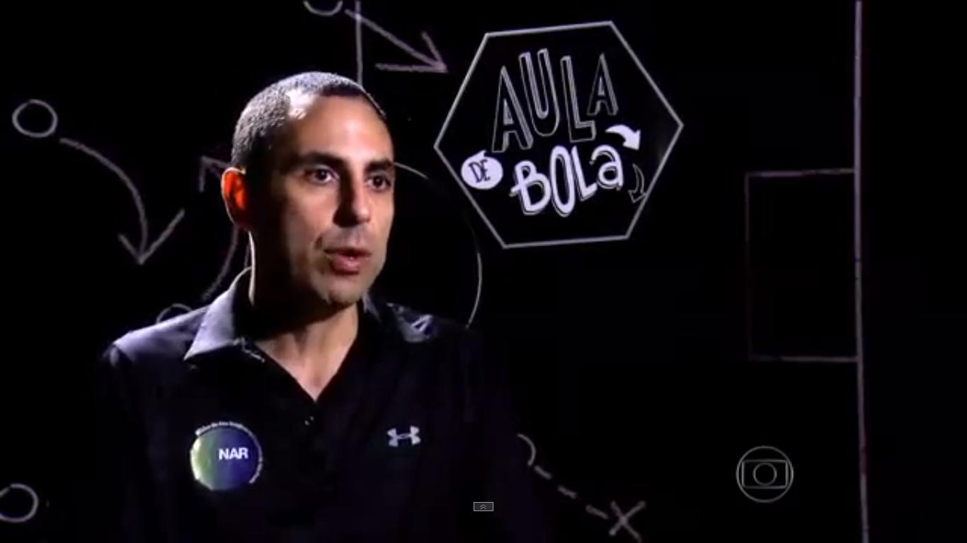 Aula de Bola: Irineu Loturco explica os segredos do drible no futebol