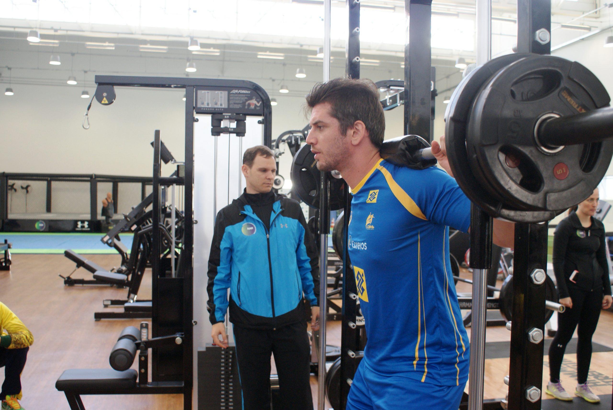 Seleção Masculina fará avaliação física antes de treinos para o Pan