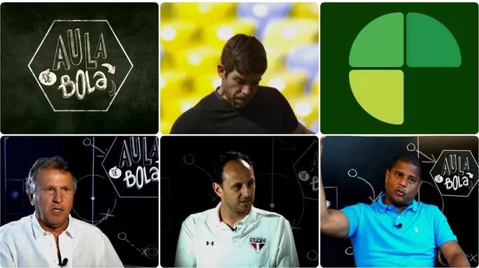 Aula de Bola: Irineu Loturco se junta a Zico, Ceni, Juninho e Marcelinho para ensinar a cobrar faltas