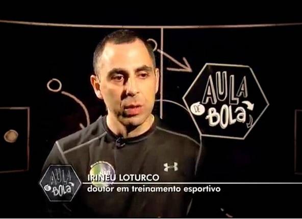 Aula de Bola: Irineu Loturco e lendas do futebol revelam os segredos da finalização perfeita