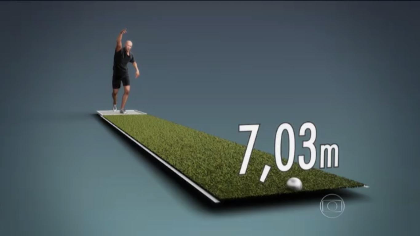 Você e os Olímpicos: Trabalhador acostumado a pegar peso é testado em esporte olímpico
