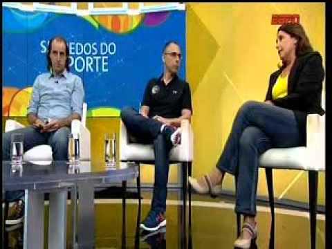Segredos do Esporte com Irineu Loturco e o NAR-SP