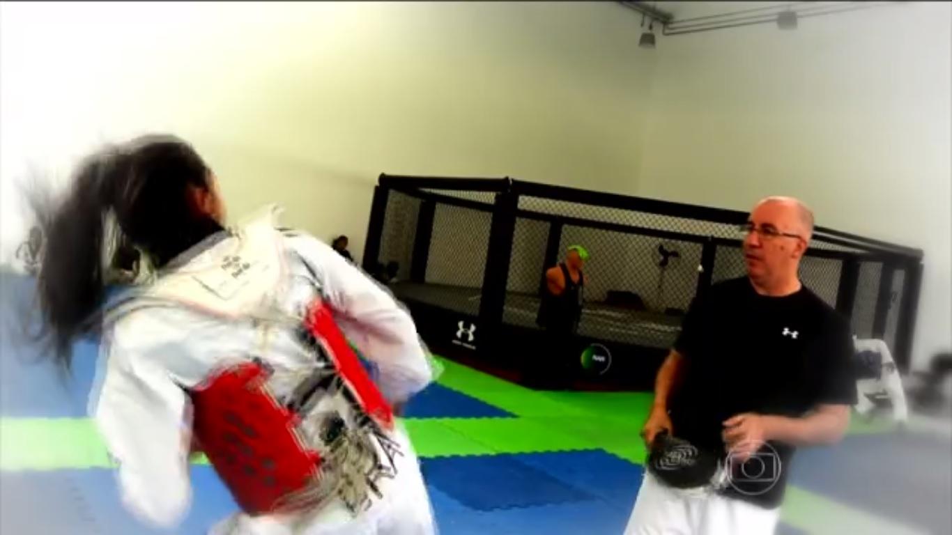 Dicionário Olímpico: Vocabulário do taekwondo tem origem na Coreia do Sul