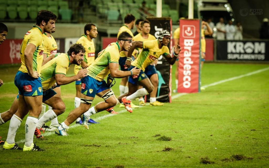 Força mental é a chave para bater o Chile, defende técnico da seleção brasileira de rugby