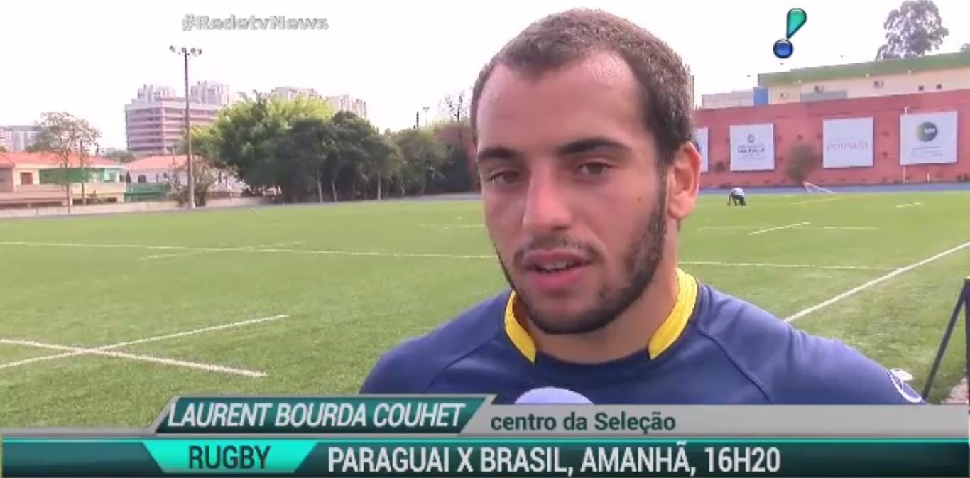 Brasil se prepara no NAR para encarar o Paraguai fora de casa pelo Sul-Americano de rúgbi