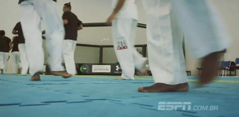 Memória do Esporte Olímpico: A Luta de Um Homem Só