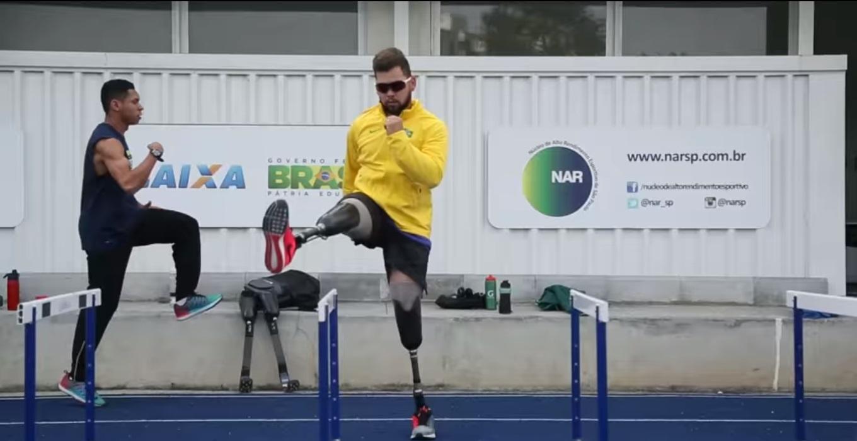 Tecnologia ajuda atletas a superaram seus limites