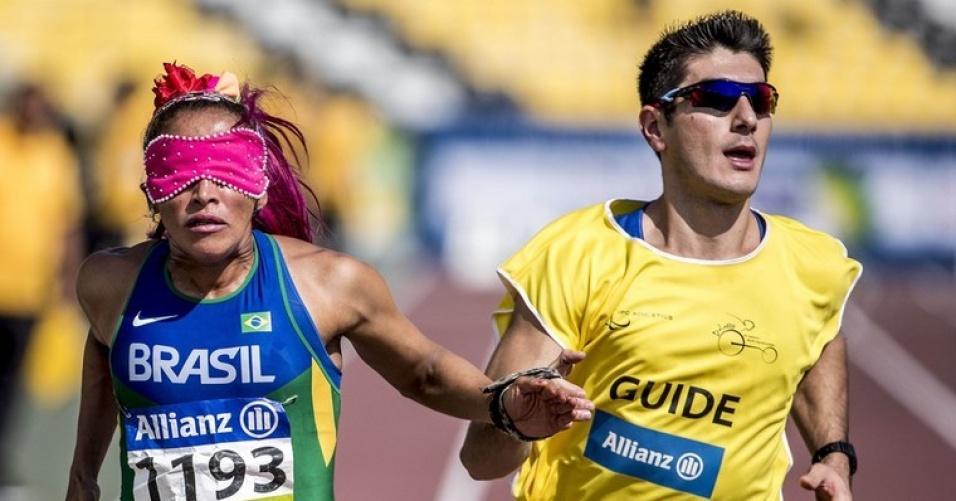 Atleta jalesense vai guiar medalhista em Jogos Paralímpicos do Rio de Janeiro