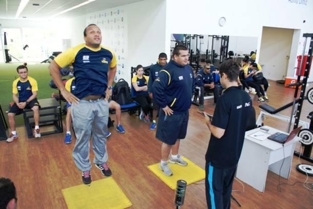 Paralímpicos buscam últimos conselhos no '2º lar'