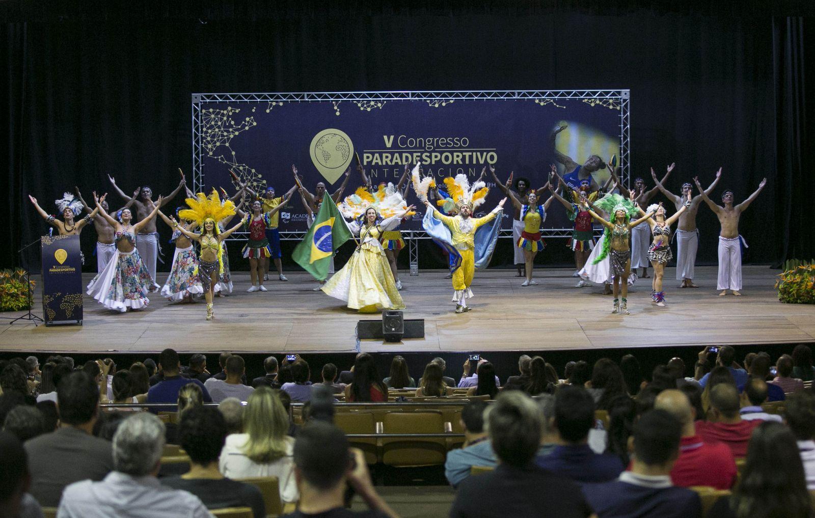 No embalo da Paralimpíada, V Congresso Paradesportivo Internacional inicia seus trabalhos em Belo Horizonte