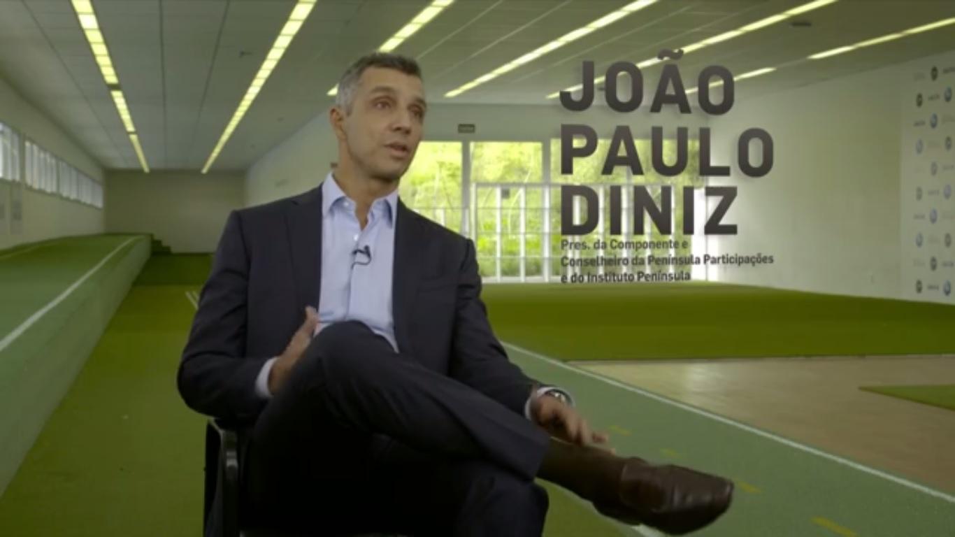 João Paulo Diniz pede trabalho de base para tornar o Brasil em potência olímpica