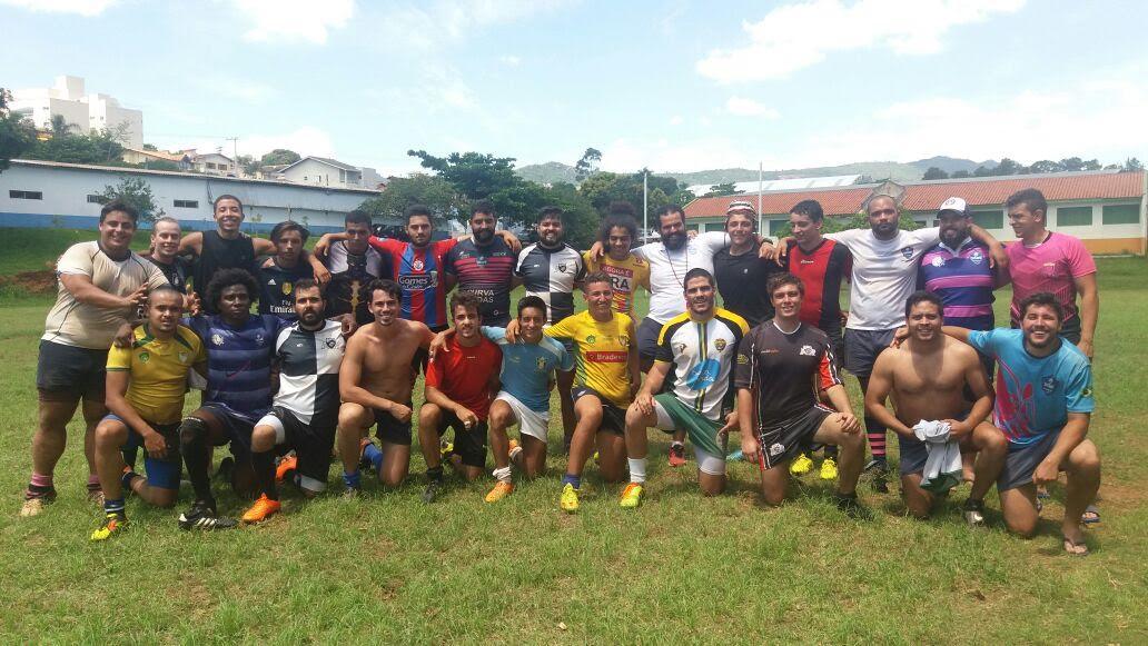 Atibaia Rugby recebe Tatuapé Rugby para treinão